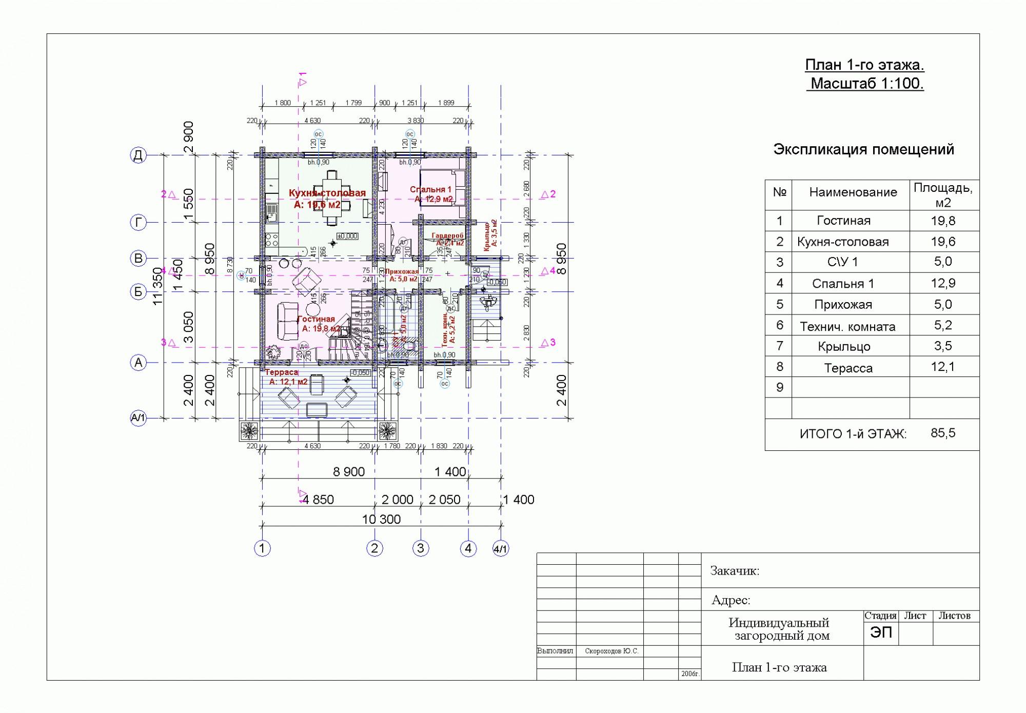 Проекты домов до 120 квм фото и цены